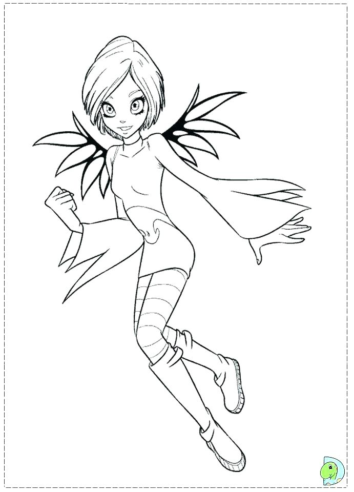 691x960 Halloween Witch Coloring Pages