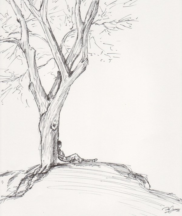 600x710 Pictures Anime Scenery Drawing,
