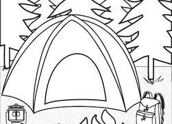 250x180 Nature Coloring Pages Amp Printables