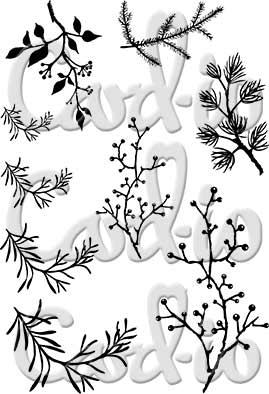 269x394 Christmas Scenery 1