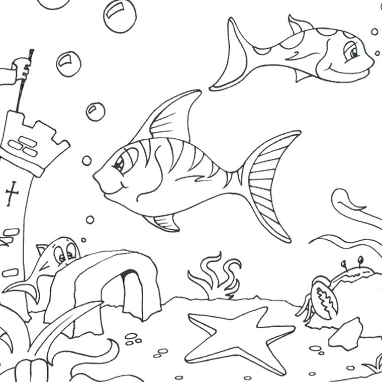 760x760 Perfect Printable Scenery Coloring Pages Online Download