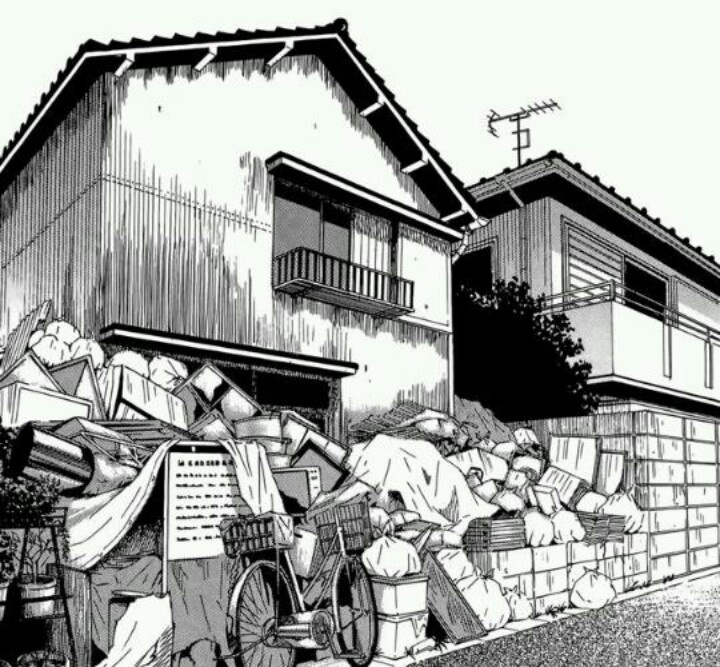 720x667 Gallery How To Draw Anime Scenery,