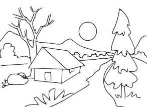 293x213 Drawn Scenic Nice Scenery