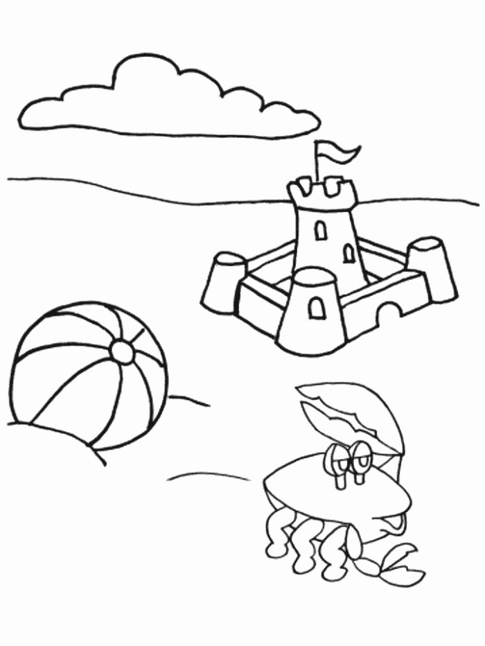 700x932 Scenery Coloring Pages 330559