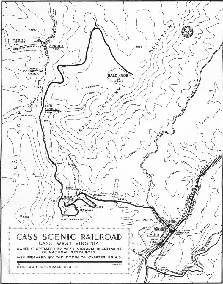 750x957 Cass Scenic Railway May 2001 Page 2
