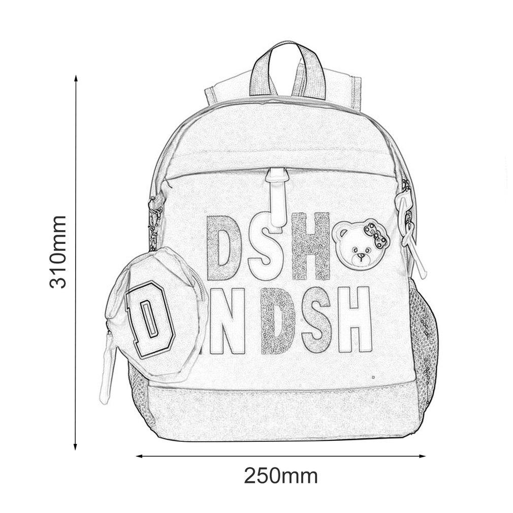 1010x1010 Cartoon Printed Backpacks Kindergarten School Bag Children