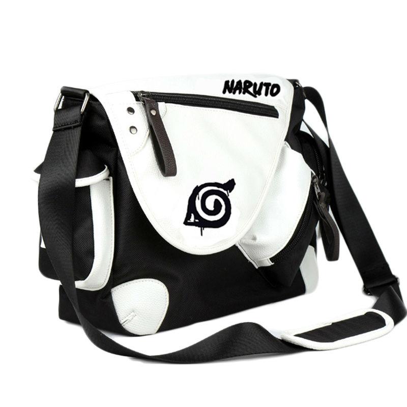 800x800 Anime Naruto Printing Shoulder Bag Boys Girls School Bag Casual