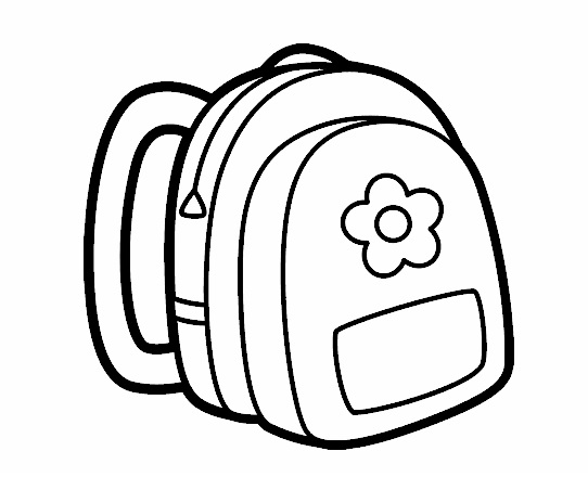 542x440 Back To School Coloring Pages Crafts And Worksheets
