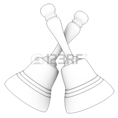 450x450 School Bell Stock Photo, Picture And Royalty Free Image. Image
