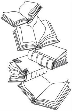 236x367 Blank Open Book Sketch Google, Books And Drawings