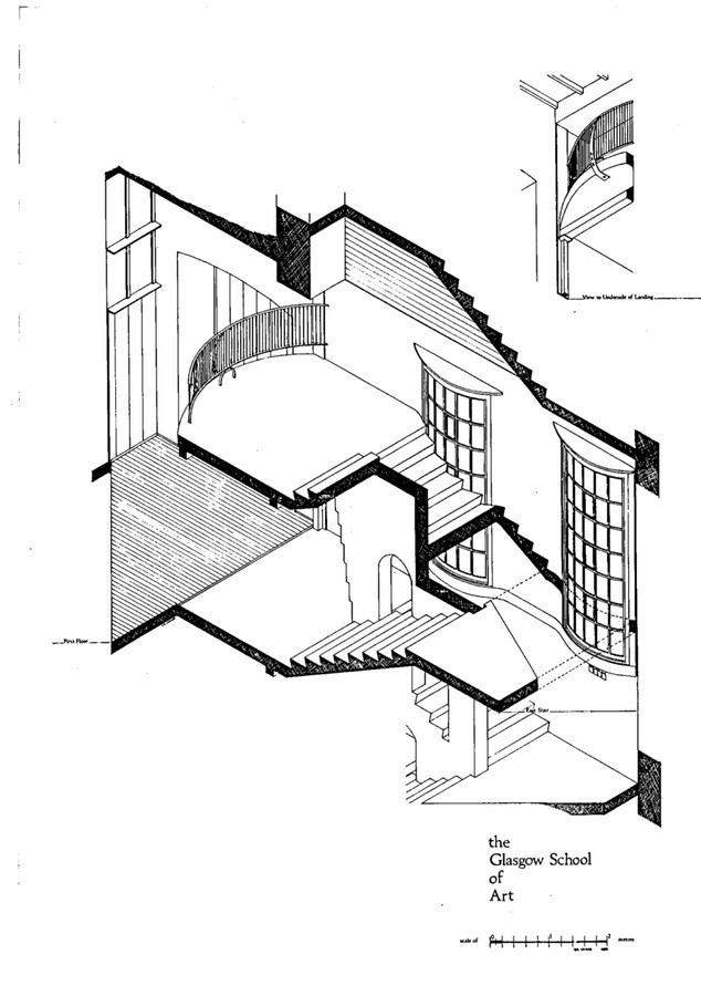 634x900 Mackintosh Drawings Donated To Glasgow School Of Art