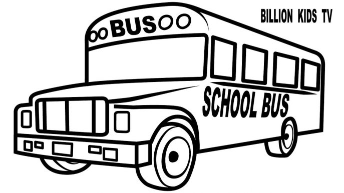 687x386 Free School Bus Safety Coloring Books Tags 99 School Bus