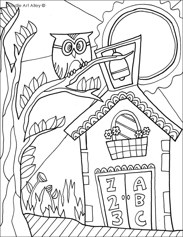 618x800 Coloring Pages Coloring Pages Year Book, Student