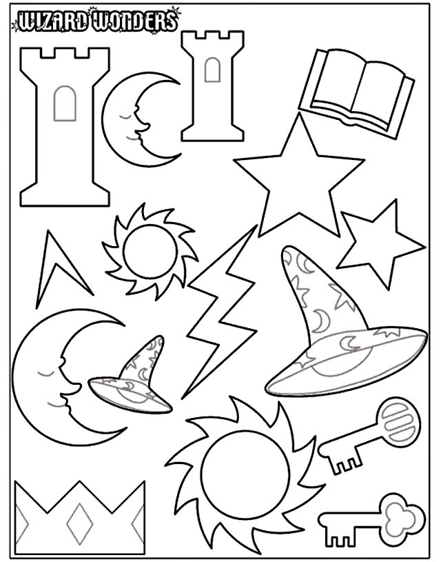 640x815 60 Best School Classroom Coloring Pages Images