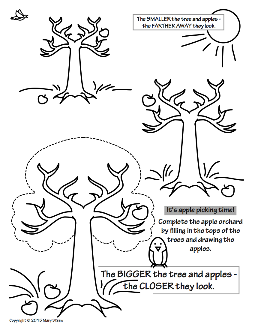 850x1100 Art Enrichment Everyday September Activity Coloring Pages School