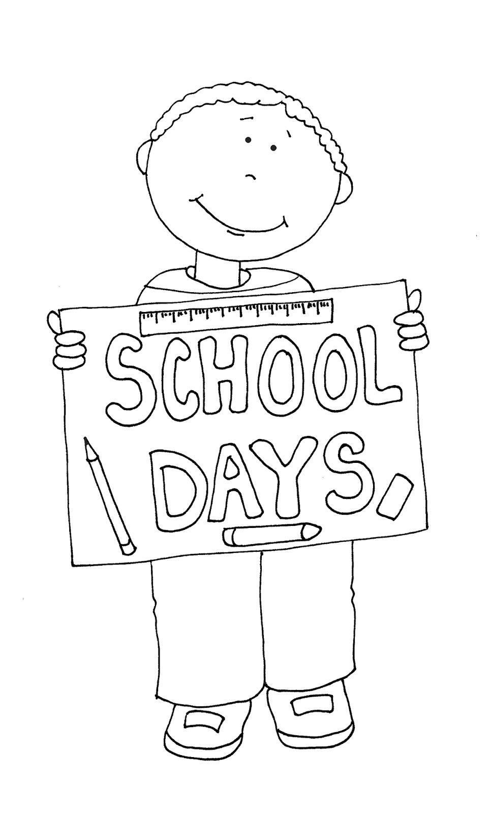 966x1600 Free Dearie Dolls Digi Stamps School Days Boy