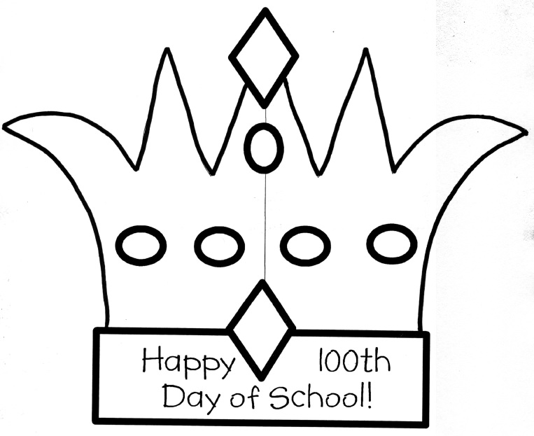 763x623 75 Clever Ideas For 100 Days Of School Tip Junkie