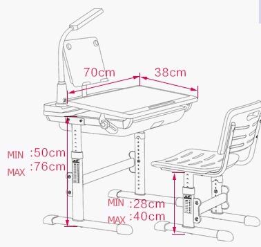 378x357 School Chair Drawing