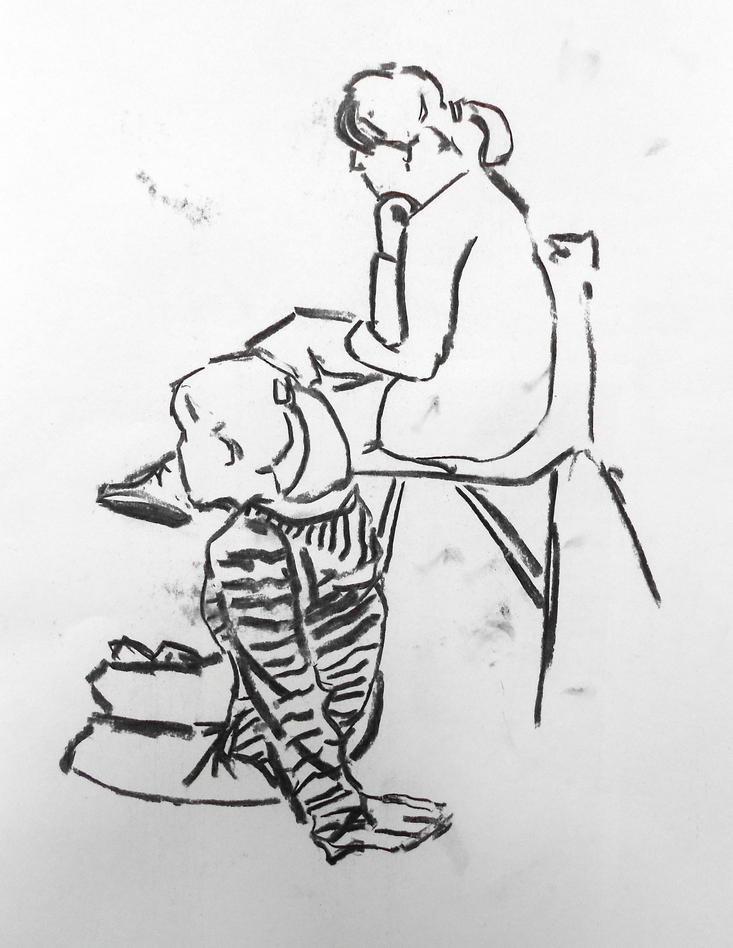 2921x3777 Edmund Eva Ba Drawing, Falmouth, Uk Page 17