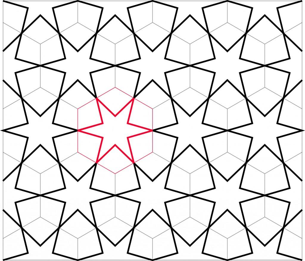 1024x875 Patterns School Of Islamic Geometric Design