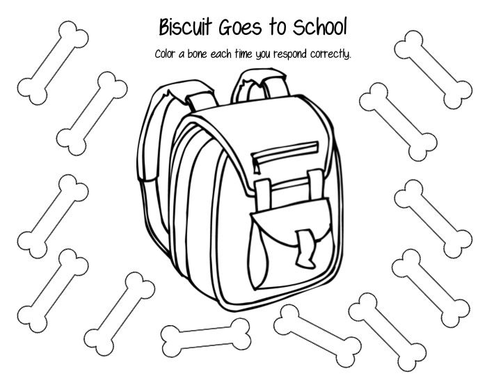 720x540 Biscuit Goes To School Drawing Lesson Plans For Biscuit