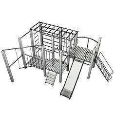 236x236 Hoho Playground Design Tarawera High School Playground