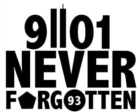 458x365 September 11 Never Forget (Free Silhouette Studio Cut File