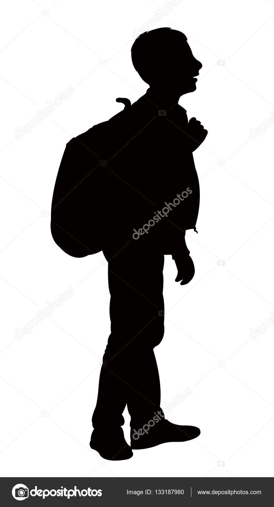 920x1700 back to school kid silhouette