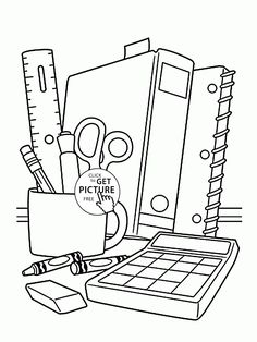 236x314 Back To School Coloring Pages Back To School Coloring Pages Book