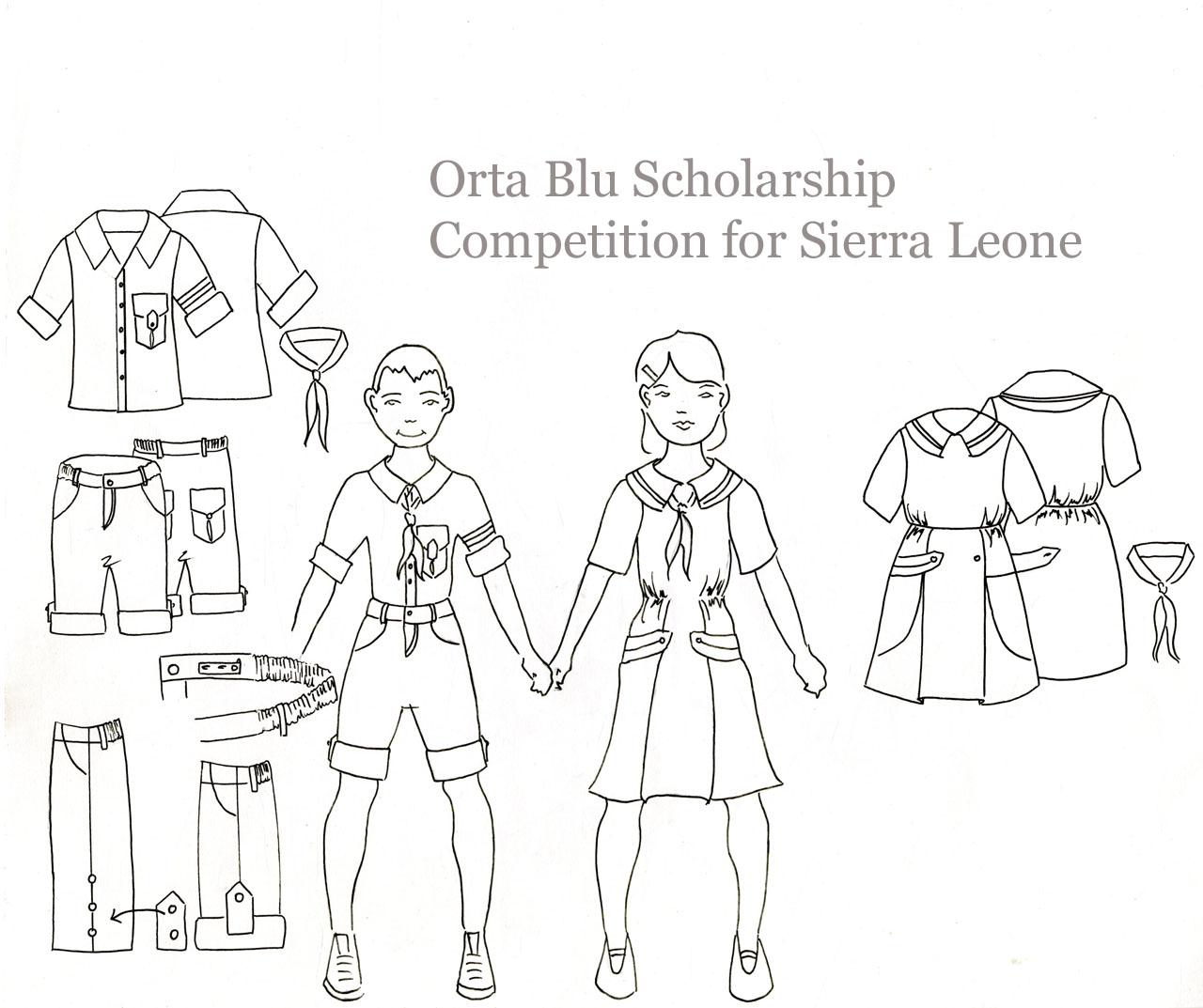 1280x1073 Sierra Leone Uniforms Orta Blu Moonrise Kingdom A New Life