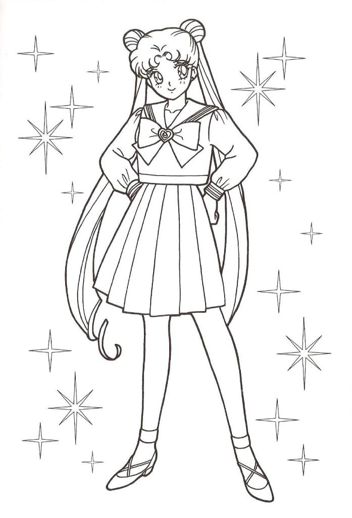 Line Art Uniform : School uniform drawing at getdrawings free for