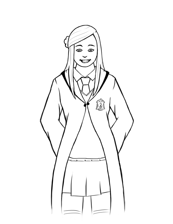 714x924 You'Re A Wizard Oodles Of Doodles