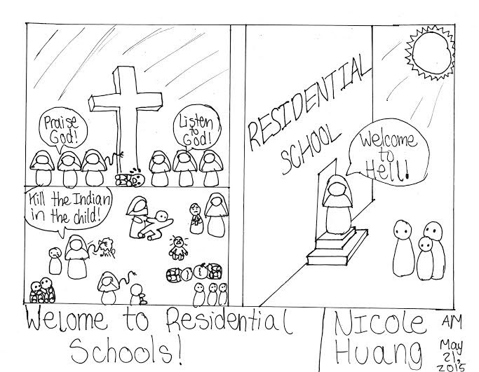 683x531 Residential Schools Cartoon Nicole H