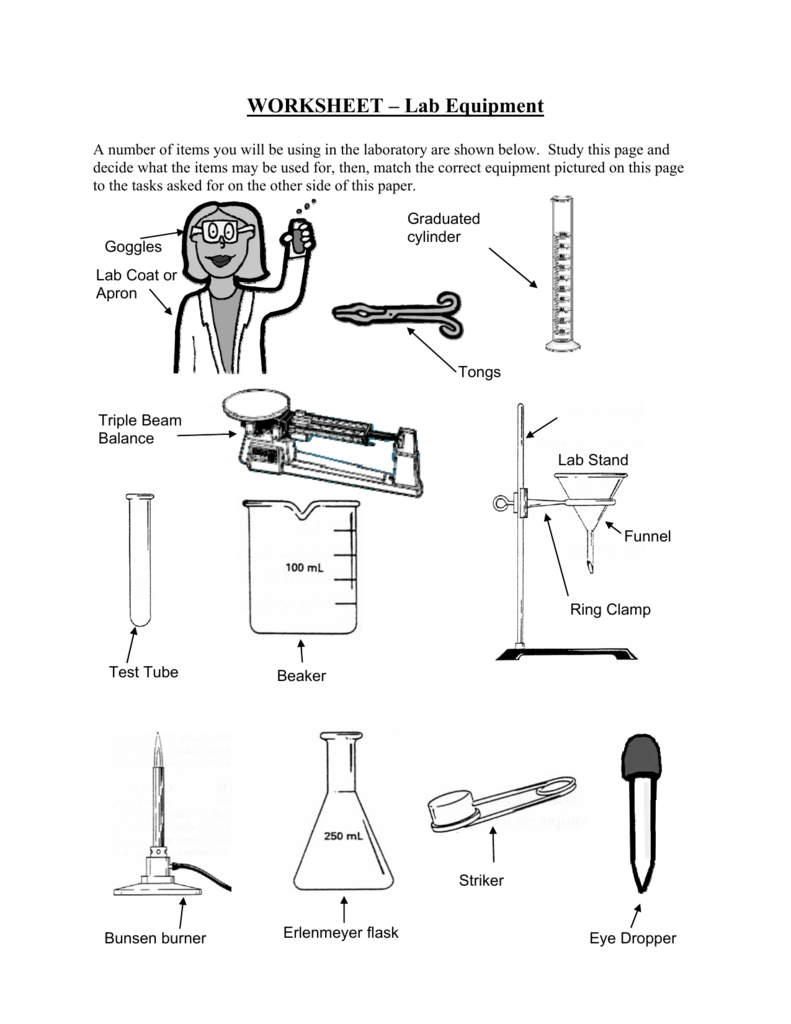 Science Equipment Drawing At Getdrawings Com Free For