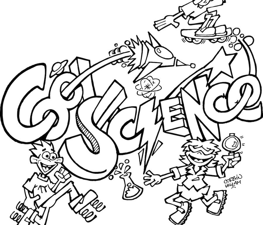 900x768 Science Coloring Pages For Kids Ebcs Of General Tools Free