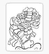 210x230 Scoliosis Stickers Redbubble