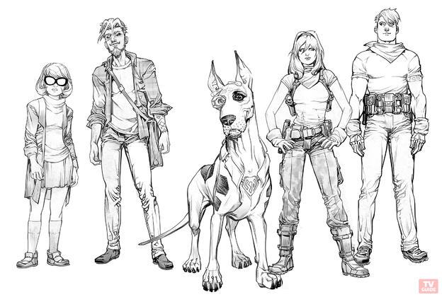 624x420 Scooby Apocalypse Exclusive Look Inside Dc Comics' New Scooby Doo