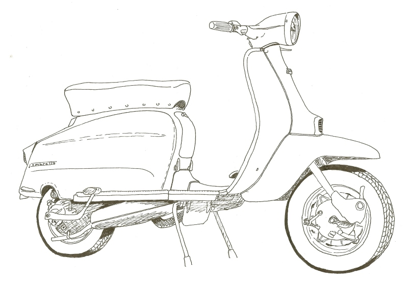 800x557 Design Your Own Scooter Paint Scheme