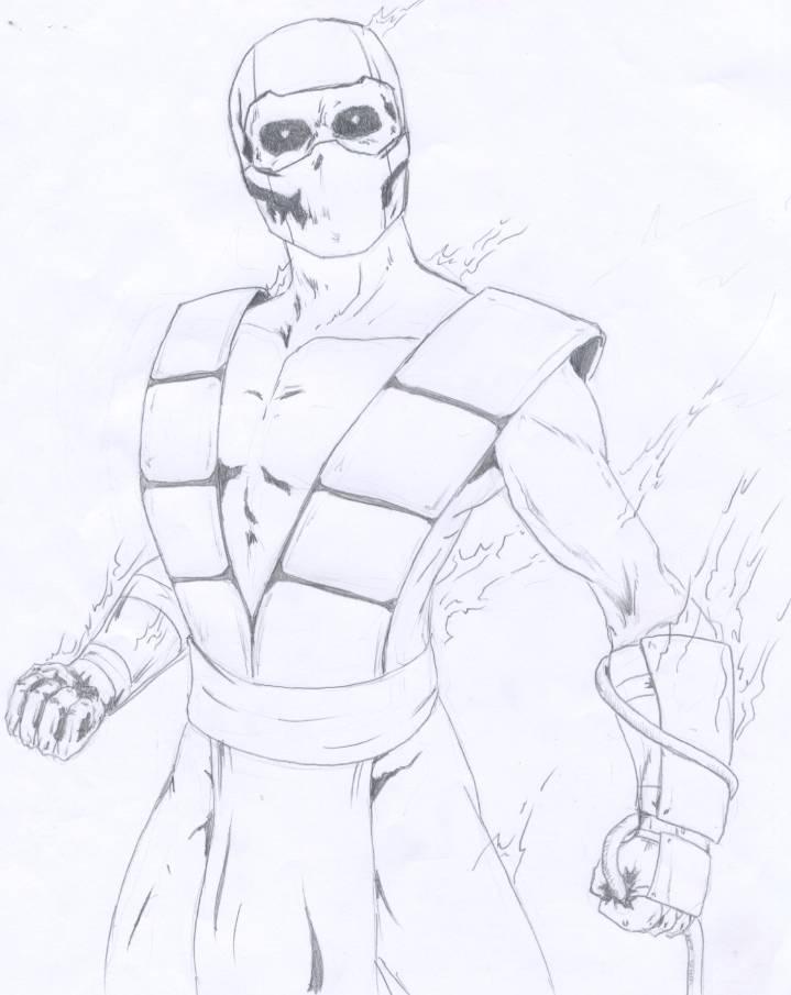 Scorpian Drawing at GetDrawings.com | Free for personal use Scorpian ...