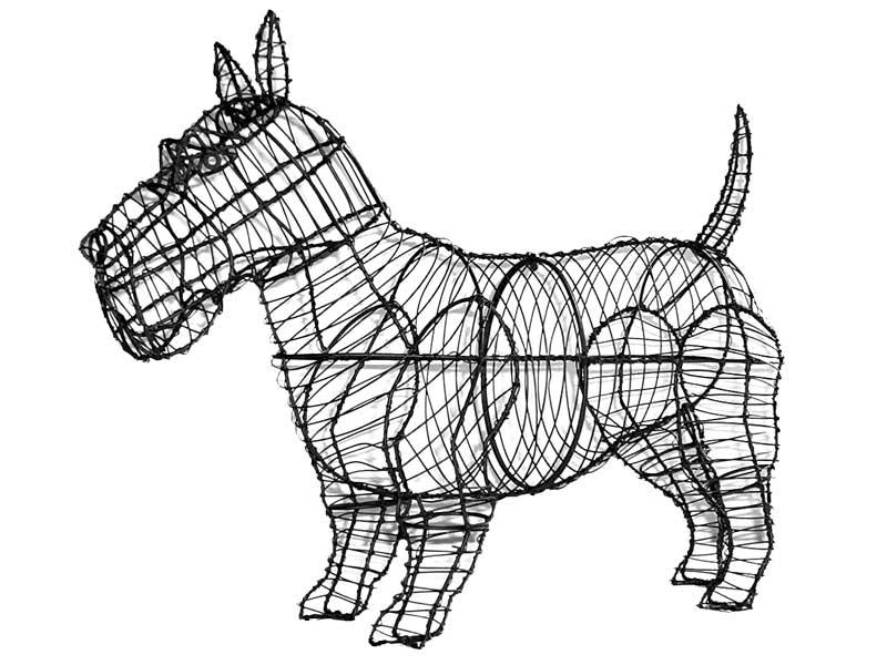 800x600 Animal Topiary Frame