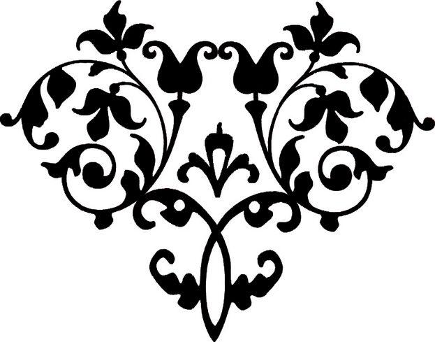 623x489 Black Lace Heart Resize Scrambled Eggs
