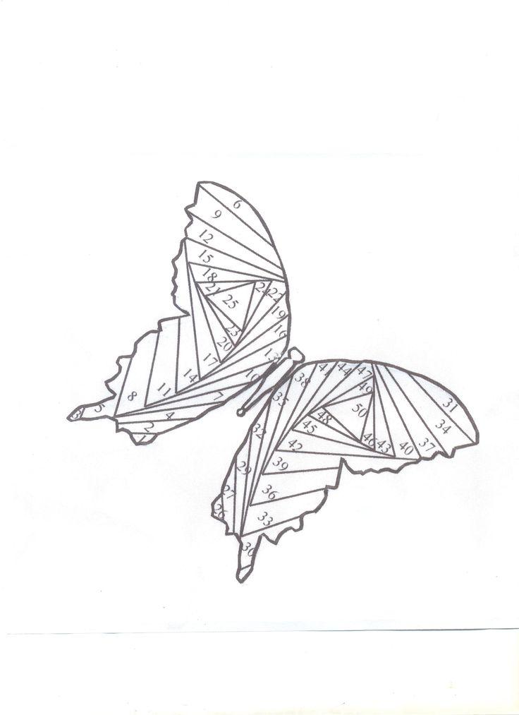 736x1013 9 Best Scrap Dobradura Images On Butterflies, Bold