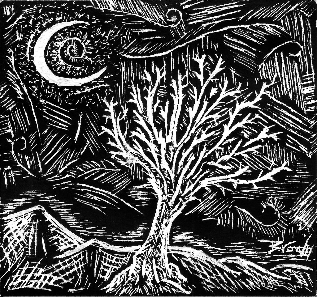 1024x961 The World's Best Photos Of Scratchboard And Tree