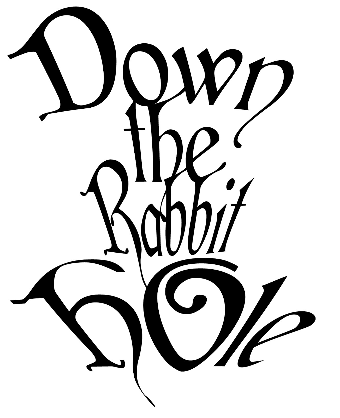 1303x1600 Down The Rabbit Hole Of The Blogsphere You Will Scream And Smile