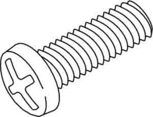 300x231 Screw Machiningpeek Screws,pvdf Screws,ptfe Screws