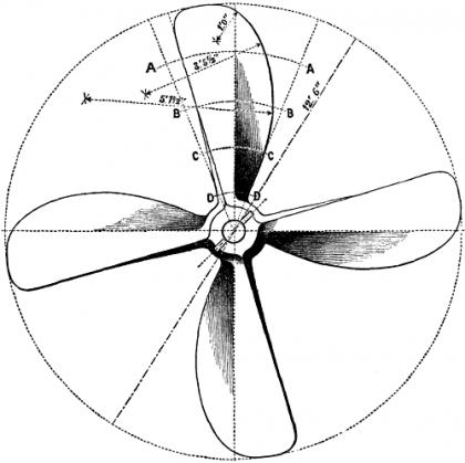 420x419 Screw Propeller