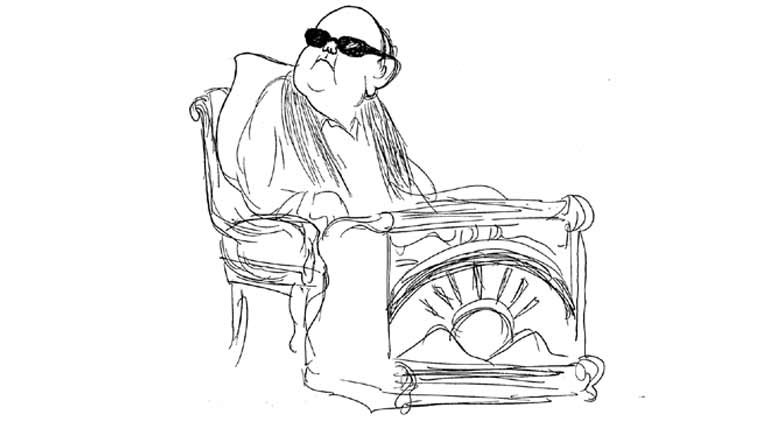 759x422 Hint Of A Secret In Kalaignar's Largely Set Script The Indian