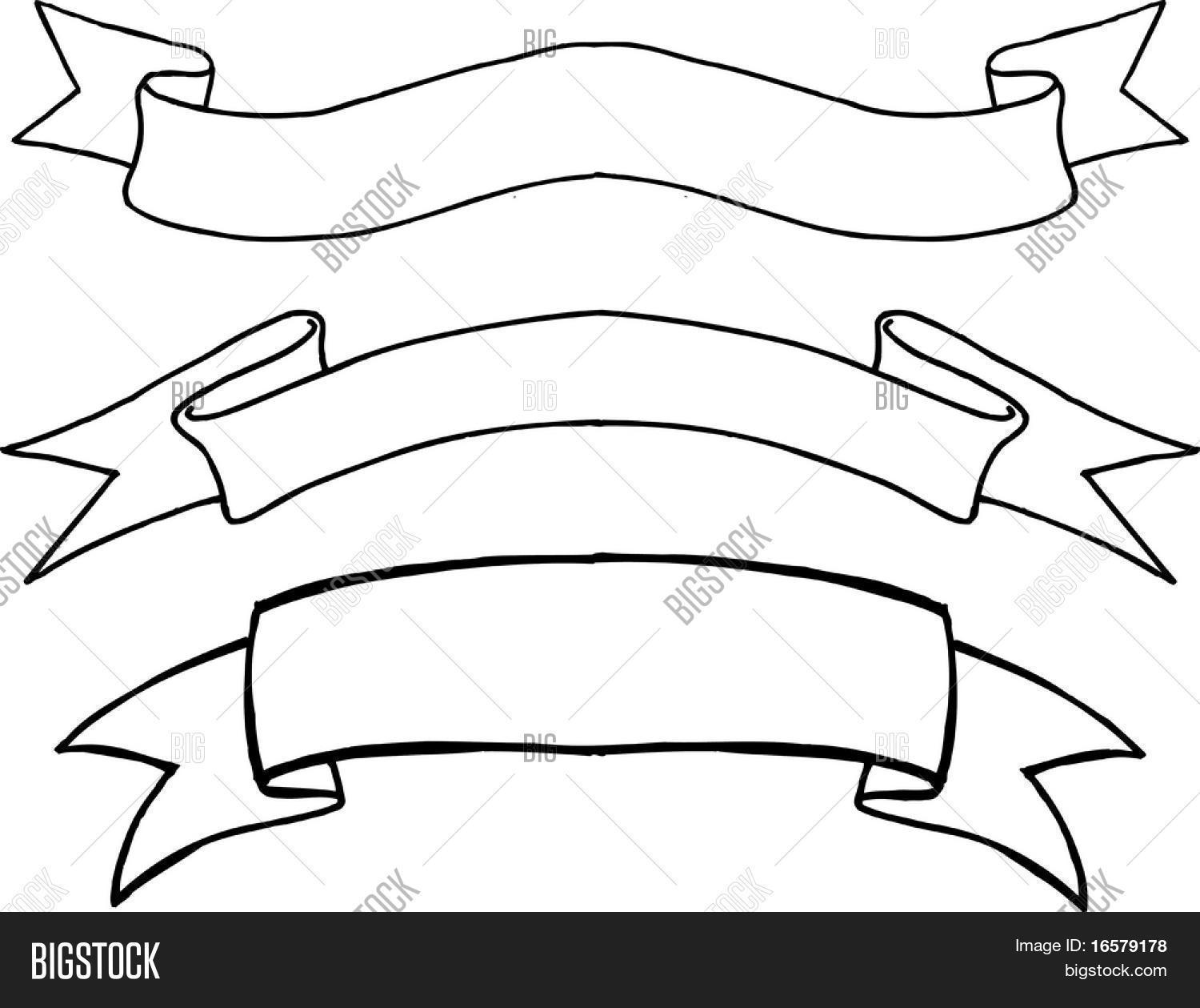 1500x1259 Scrolls Vector Illustration Vector Amp Photo Bigstock