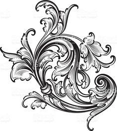 236x263 Designed By A Hand Engraver, This Carefully Drawn And Highly