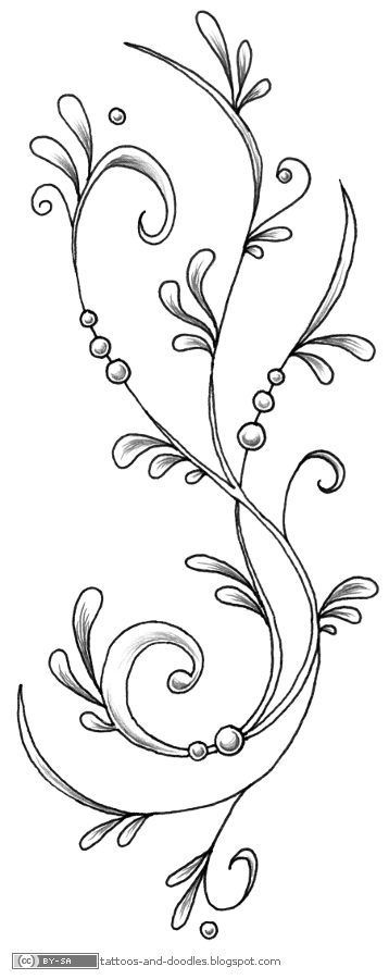 358x900 Great Idea For Scroll Work